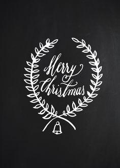 Karten für Weihnachten // christmas cards via DaWanda.com