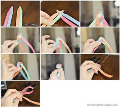 I'm excited to try this and then string them together!