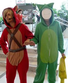 PewDiePie and Cry Bloody Trapland cosplay Amazing Cosplay, Best Cosplay, Cool Costumes, Cosplay Costumes, Hipsters, Pewdiepie And Cry, Cryaotic, Dress Up Boxes, Youtube Gamer
