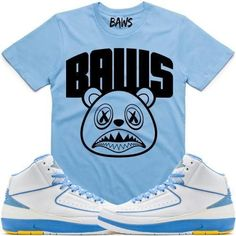 eee19afaa3cee5 BAWS ARCH Sneaker Tees Shirt - Jordan Retro 2 Melo