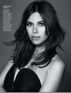 #Vogue_Russia_2013_06 #Даша_Жукова #Patrick_Demarchellier (фото)
