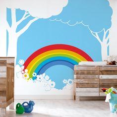rainbow Wallpower Mini by Eijffinger