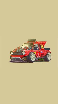Sports Car Wallpaper, Aircraft Painting, Car Illustration, Car Posters, Futuristic Cars, Car Drawings, Unique Cars, Automotive Art, Car Painting