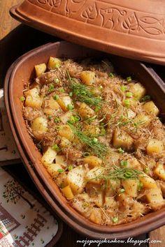 Kitchen Recipes, Cooking Recipes, Kielbasa, Polish Recipes, Appetisers, Casserole Recipes, Italian Recipes, Appetizer Recipes, Main Dishes