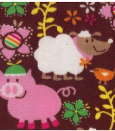 baby blanket material