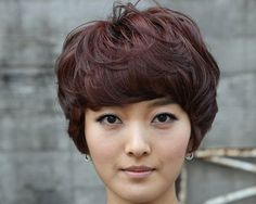 A awesomely sexy Korean Bob!!!
