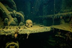 Spooky stories abound about spirits in gloomy castles and crumbling, old mansions, but tales of underwater ghosts are far less common. However, they do exist. Here are five true tales from real-life scuba divers. The Paranormal Divers Paranormal investigators are a dime a dozen, but Florida's Paranormal Divers aren't your typical ghost hunters. The world's first underwater paranormal investigation team has searched for spirits in just about every type of water there is and have had a few ...