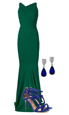 """3"" by lya-lya2007 on Polyvore featuring мода, Roland Mouret и Ted Baker"