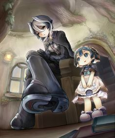 Ozen e Marulk (Made in Abyss)