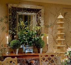 The Enchanted Home: The alluring art of arranging accessories......#