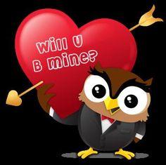 Edwin needs a Valentine!