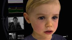 Baby X, The Intelligent Toddler Simulation, Is Getting Smarter Every Day | The Creators Project