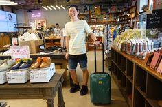 Crash Baggage- Around the Corner store in Seoul