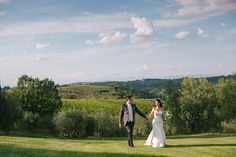 © Memory Wedding Tuscany Daniela & Danilo - Elegant Wedding in Tuscany