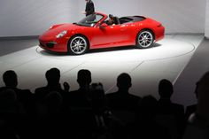 Porsche's New 911 Looks Hot Topless | WIRED