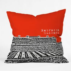 Definitely need this pillow before I move to LINCOLN!! #GBR #UNLmovein