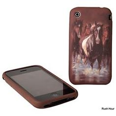 Horse IPhone covers! Very neat!