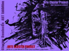 "Call for Artists..! Looking for your interpretation of ""The Pain of Cluster Headache"" Please contact artecluster@online.de"