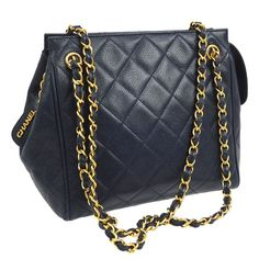 754f499c835 Chanel - Tracolla in pelle trapuntata Shoulder bag - Vintage - Catawiki