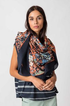 Šatky od Etikbutik Ethical Fashion, Alexander Mcqueen Scarf, Casual, Organic Cotton, Collection, Composition, Vegan, Products, Planks