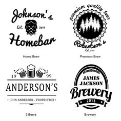 Personalized Beer Caddy with Bottle Opener - Printed Beer Caddies - Personalized Barware - Man Cave Gifts - Husband Gifts - Beer Opener, Bottle Opener, Beer Caddy, White Ink, Home Brewing, Bars For Home, Brewery, The Neighbourhood, How To Plan