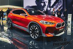 2016 BMW X2 Concept  #2016MY #BMW #Concept #Segment_J #German_brands #Paris_2016 #BMW_X2
