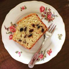 Plumcake all'uvetta, per una colazione in famiglia ma non solo  Ricetta sul mio blog:  http://ericaswelt.blogspot.it