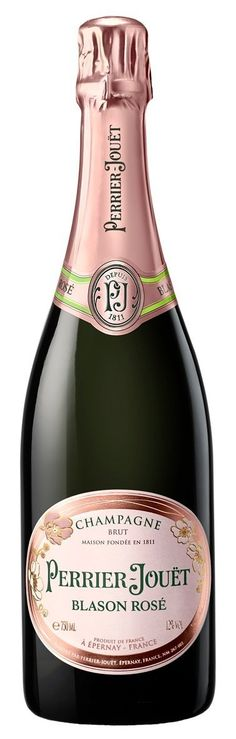Perrier Jouet Blason Rose Champagner