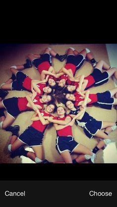 Cute team pic