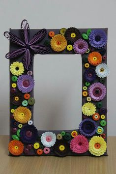 My first quilling project!