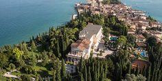 Palace Hotel Villa Cortine, Sirmione, Italy
