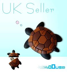 4GB Cute Turtle USB Flash Pen Drive Memory Stick Gift