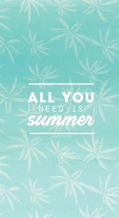 Imagen de summer, wallpaper, and paperpop