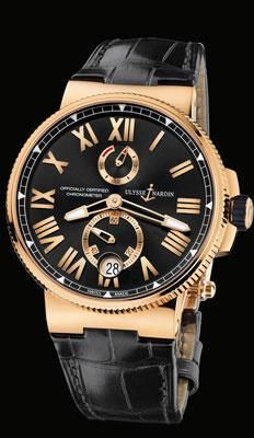 Ulysse Nardin Marine Chronometer Manufacture Watch