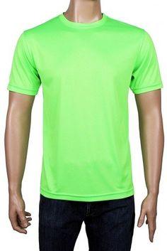 Camiseta de running verde neón #camiseta #realidadaumentada #ideas #regalo