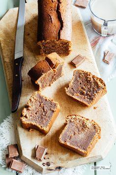 Pastel de chocolate y queso crema. Receta con fotografías del paso a paso y recomendaciones de degustación. Recetas de pasteles...