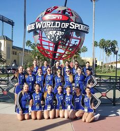 The Suffolk County Community College's Cheer Team placed third in the nation at the UCA and UDA College Cheerleading and Dance Team National Championships last weekend. Between January 15-17, the team competed amongst some of the most prestigious college teams in the world and was one of just two junior colleges to compeete in the Open All-Girl Division.
