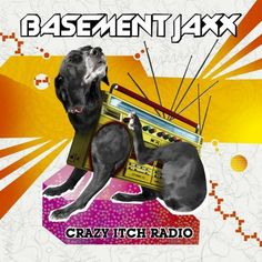 'Crazy Itch Radio', a 2006 electronic dance album by Basement Jaxx, was the first of their records that I have owned and it introduced me to their weird, extraordinary and unique style. The visual style of the artwork is harmonious with their music in so many ways. The cut out collage of the itching dog, placed amongst the digital patterns and vibrant shades of orange, purple and pink are a perfect match to the album's infusion of bouncing synths, unusual vocal collaborators and memorable…