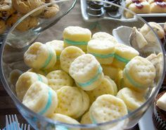 Betty Crocker Cream Wafers - my fave Christmas Cookie