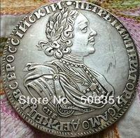 DARMOWA WYSYŁKA hurtownie 1725 monet 1 Rubel rosyjski skopiować 100% starych monet coper produkcji