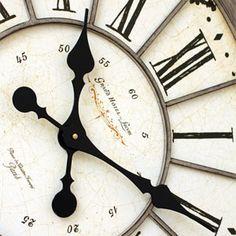 I luv clocks!