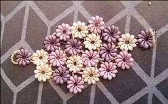 Flower bracelet ZOLIDUO