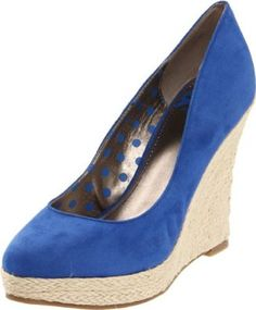 Fergalicious Women's Ultimate Wedge Pump