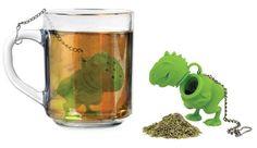 i-have-a-shopping-problem:  DCI Tea Rex Tea Infuser: $10  TEA-REX <3