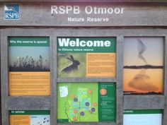 A family day out birdwatching on Otmoor RSPB reserve via A Family day out