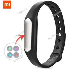 Simple Package Fashion Xiaomi MiBand Smart Bracelet featuring jewelry and bracelets