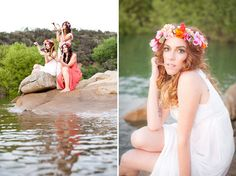 sirens wedding inspiration is awesome. Have a photo shoot!