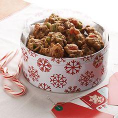 Fruitcake Cookies Recipe | MyRecipes.com Mobile