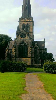 Wentworth Church, Ro