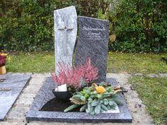 Schlembach-1 Doberman, Funeral, Sidewalk, Decor, Wooden Crosses, Stone, Headstone Ideas, Flowers For Funeral, All Saints Day